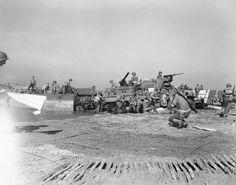 Invasione dell'Italia a Salerno - 9 settembre 1943 - WWII - Seconda Guerra Mondiale