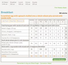 Best Life sample meal plans make it easy to shop smart and eat right. Where other diets serve up pre-packaged, processed foods, the Best Life will teach you the skills you need to cook up healthy, nutritious meals in no time!