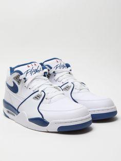 los angeles ea096 eff3e retro Nike Air Flight Sneaker Dress Shoes, Sneaker Boots, Best Sneakers,  Sneakers Nike