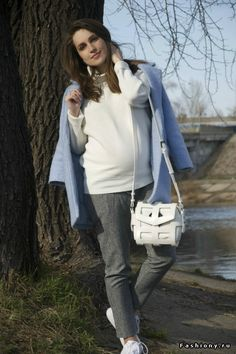 Мода для беременных. Мой опыт