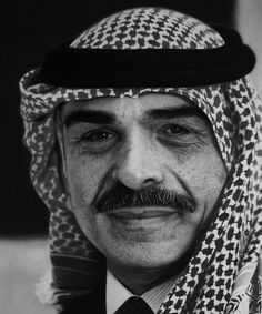 Hussein bin Talal (Hussein of Jordan) (14 November 1935 – 7 February 1999) was King of Jordan from the abdication of his father, King Talal, in 1952, until his death. Hussein's rule extended through the Cold War and four decades of Arab–Israeli conflict. Hussein claimed to be a descendant of the Islamic prophet Muhammad through his belonging to the ancient Hashemite family.