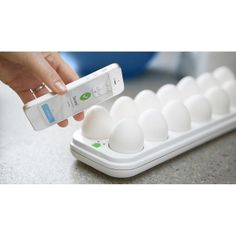 "Consumers:  Please do not spend $79.99 on this device to remotely tell you if your eggs are fresh ""enough"". How many times a day do you check your eggs?  Shame."