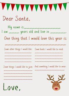 16 free letter to santa templates for kids santa letter template dear santa letter free printable the chirping moms more spiritdancerdesigns Gallery