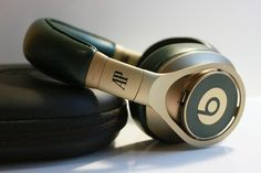 Audemars Piguet x Beats Executive Headphone via thetallnshort. Click on the image to see more!