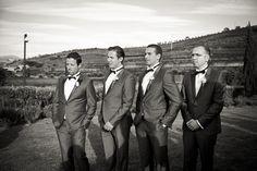 O casamento da Andrea e do Jean-Philippe no Douro. #casamento #Portugal #padrinhos