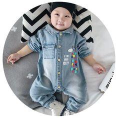 f26d5cbfc Seartist Baby Boys Rompers Newborn Cotton Long Sleeve Jumpsuit Boy ...