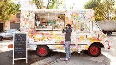 Sobre ruedas: el negocio de los food trucks se impulsa con el auge de la comida al paso y la rebeldía de los chefs callejeros - 28.09.2015 - LA NACION