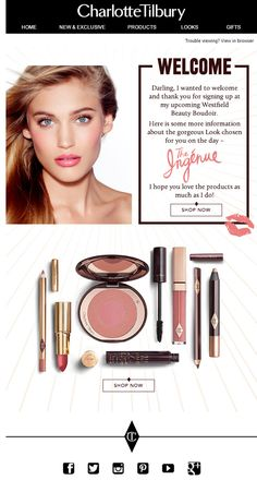 Case study - Charlotte Tilbury has bucked the trend by driving offline customers online. Charlotte Tilbury, Case Study, Digital Marketing, How To Apply, Lipstick, Cases, Beauty, Lipsticks, Beauty Illustration