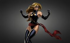 Ms.+Marvel | Wallpaper ms. marvel, ms. marvel, comics, girl, mask, black background