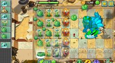 Plants vs. Zombies 2: Ancient Egypt Quick Walkthrough and Strategy ...