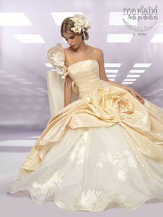 Italian Dress Code Mod. MA89 P Mariain Sposa