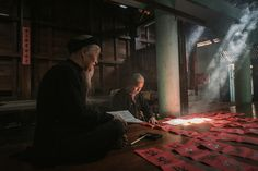 4. calligraphy old man by JetHuynh / Picfair