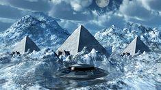 ¿Había realmente extraterrestres en la Antártida? ¿Dónde están estas avanzadas civilizaciones antiguas perdidas en este helado continent...