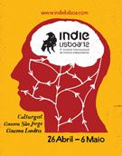 Indie Lisboa'12 - 9th International Independent Film Festival 26 April to 6 May   Discover new films at Indie Lisboa, Lisbon's International Independent Film Festival. The festival is the best place to discover new artists and trends in world cinema. #Portugal