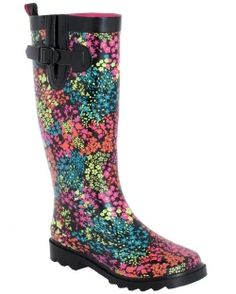 These are some cute rain boots
