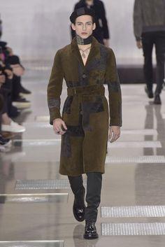 Louis Vuitton Men's Fall 2016 [Photo: Giovanni Giannoni]