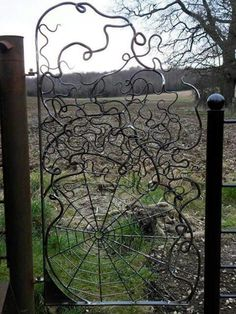 Outdoor Wrought Iron Door | Wrought Iron Doors | Pinterest | Wrought Iron,  Iron And Doors