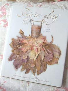 This book is AMAZING! Very creative and inspirational and fascinating! Sends the kids straight to the garden to make their own fairy fashion!