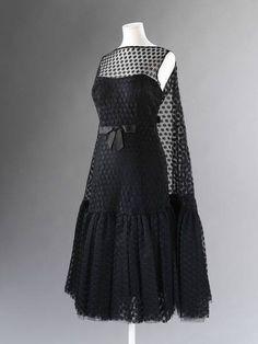Dress by Galitzine, 1955