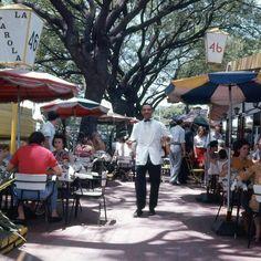 """La Farola"", en la Costanera. 1968. Street View, Outdoor Decor, Home Decor, Lanterns, Countries, Cities, Decoration Home, Room Decor, Home Interior Design"