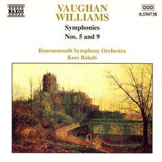 Vaughan Williams: Symphonies Nos. 5 & 9 - Naxos CD. £6.95