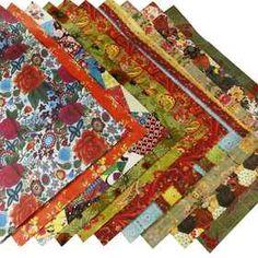 #Bohemian #Papier, vel 56x76 cm, 100 gr, 20 assorti vel, kleuren assorti