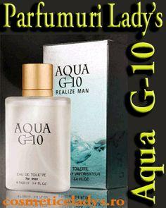 . Aqua, Man, Perfume Bottles, Beauty, Water, Perfume Bottle, Beauty Illustration
