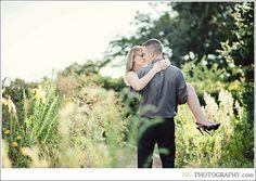 Harkness Park Engagement Photos