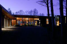 sustainable ranch - modern - exterior - minneapolis - SALA Architects