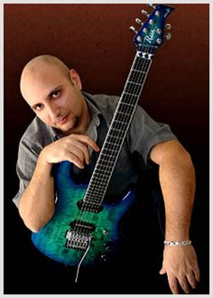 Interview with Marco Sfogli - Live4guitar   Online Guitar Community