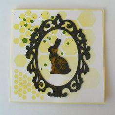 easter card made by anna http://annanaarteet.blogspot.com