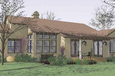 [ Tuscan Style House Plans Country Lrg Eafd Tuscany Home Amp Design ] - Best Free Home Design Idea & Inspiration Texas Style Homes, Adobe, Off White Walls, Mediterranean Design, Spanish House, Spanish Colonial, Country House Plans, Tuscan Style, Plan Design