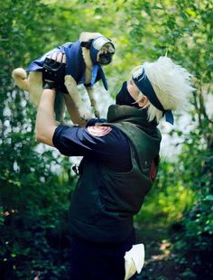 And the award for the best cosplay ever goes to this guy.  SakuraBlossom  - http://ift.tt/1HQJd81