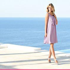 Syrinfarget kjole fra KLiNGEL Graduation Dresses, Fashion, Moda, Fashion Styles, Fasion, Graduation Gowns