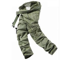 HELIKON TEX US Bdu Cargo Armée Outdoor Loisirs Bushcraft Pantalon Trousers Coyote