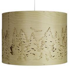 Northern Lighting - Norwegian Forest Pendant Lamp | Northern Lighting | Cathrine Kullberg