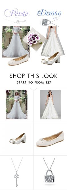 """If we got married."" by panda-demon ❤ liked on Polyvore featuring Sam Edelman, Tiffany & Co., Bling Jewelry, women's clothing, women's fashion, women, female, woman, misses and juniors"