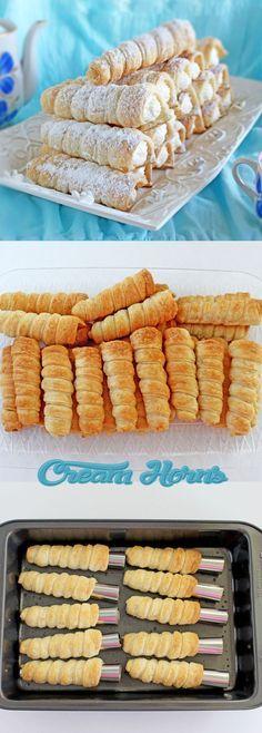 Cream Horns