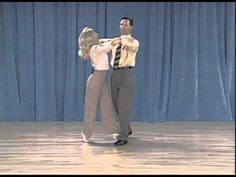 International Standard Silver Foxtrot Variations & Techniques .