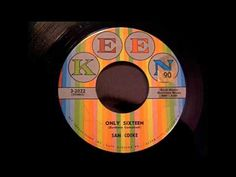 Sam Cooke - *Only Sixteen* 1959  45 rpm! - YouTube