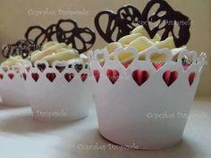 Cupcake Casamento e Noivado
