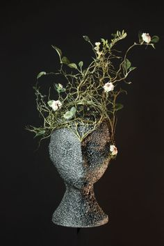 Dryad Headgear - front by Marius Els - Dryad Headgear – front by Marius Els - Forest Fairy Costume, Fairy Costume Diy, Tree Costume, Diy Costumes, Elf Costume, Dryad Costume, Renaissance Costume, Midsummer Nights Dream, Fairy Dress