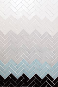 Tactile Subway Tiles: An Updated Spin on a Design Classic