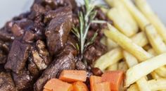 BEEF, BEER AND CHOCOLATE STEW