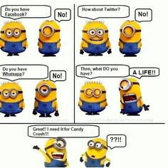 Funny Minion Cartoon Strip MEME and LOL. enjoy the best minions memes and pics from the internet Funny Minion Cartoon Strip MEME and LOL Minion Humour, Minions Cartoon, Minion Jokes, Minions Love, Minions Quotes, My Minion, Funny Minion, Minion Candy, Minion Stuff