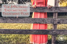 This is a 3 pronged approach to natural treatments for endometriosis.