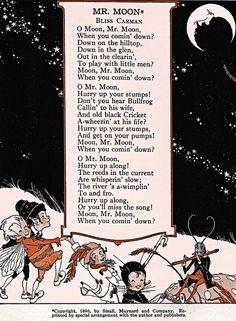 O Mr. Moon page 1 by katinthecupboard, via Flickr