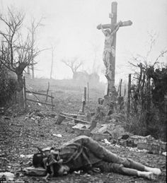 """Jesus died for your sins"" -- so did this WWI soldier."