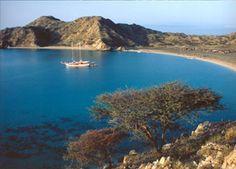 The Red Sea in Eritrea