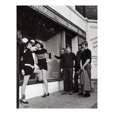 Mary Quant, the Miniskirt and the Chelsea Palace on the King's Road Another Nickel In The Machine featuring and polyvore,